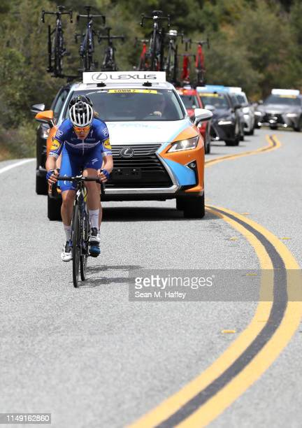 Remi Cavagna of France and Team Deceuninck QuickStep / competes during the 14th Amgen Tour of California 2019 Stage 3 a 208km stage from Stockton to...