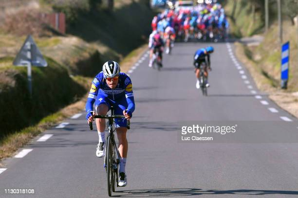 Remi Cavagna of France and Team Deceuninck QuickStep / during the 4th Tour de La Provence 2019 Stage 4 a 1733km race from Avignon to Aix en Provence...