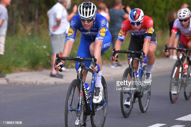 Remi Cavagna of France and Team Deceuninck QuickStep / during the 76th Tour of Poland 2019 Stage 5 a 154km stage from Kopalnia SoliWieliczka to...