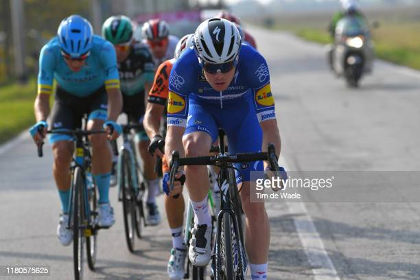 Remi Cavagna of France and Team DeceuninckQuickStep / during the 113th Il Lombardia 2019 a 243km race from Bergamo to Como / #ILombardia /...