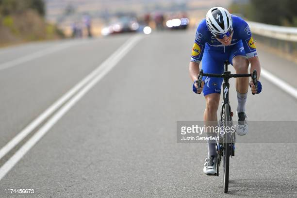 Remi Cavagna of France and Team DeceuninckQuickStep / during the 74th Tour of Spain 2019 Stage 19 a 1652km stage from Ávila to Toledo / #LaVuelta19 /...