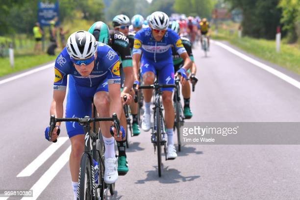 Remi Cavagna of France and Team QuickStep Floors / during the 101st Tour of Italy 2018 Stage 13 a 180km stage from Ferrara to Nervesa Della Battaglia...