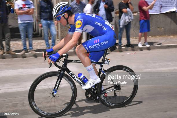 Remi Cavagna of France and Team QuickStep Floors / during the 101th Tour of Italy 2018 Stage 5 a 153km stage from Agrigento to Santa NinfaValle del...