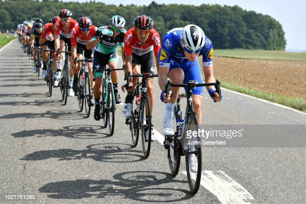 Remi Cavagna of France and Team Quick-Step Floors / Peloton / during the 33rd Deutschland Tour 2018, a 157km stage from Koblenz to Bonn / Deine Tour...