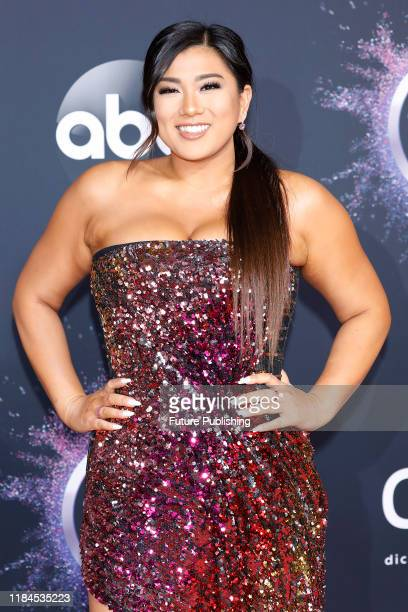 STATES NOVEMBER 24 2019 Remi Cruz at the 2019 American Music Awards arrivals at Microsoft Theater PHOTOGRAPH BY P Lehman / Barcroft Media
