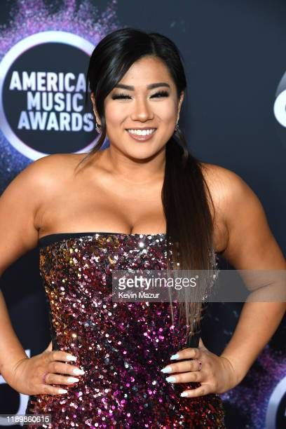 Remi Cruz attends the 2019 American Music Awards at Microsoft Theater on November 24 2019 in Los Angeles California