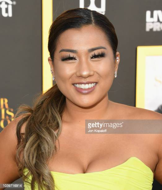 Remi Cruz attends the premiere of Warner Bros Pictures' A Star Is Born at The Shrine Auditorium on September 24 2018 in Los Angeles California