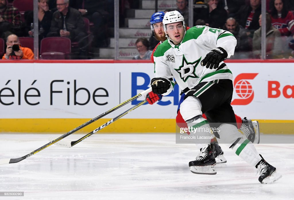 Dallas Stars v Montreal Canadiens