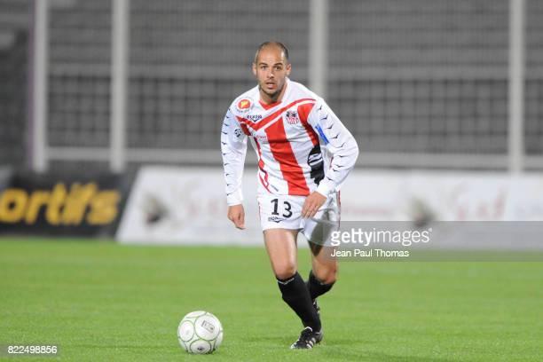 Remi FOURNIER - - Istres / Ajaccio - 11eme journee de Ligue 2 - Stade Parsemain - Istres,