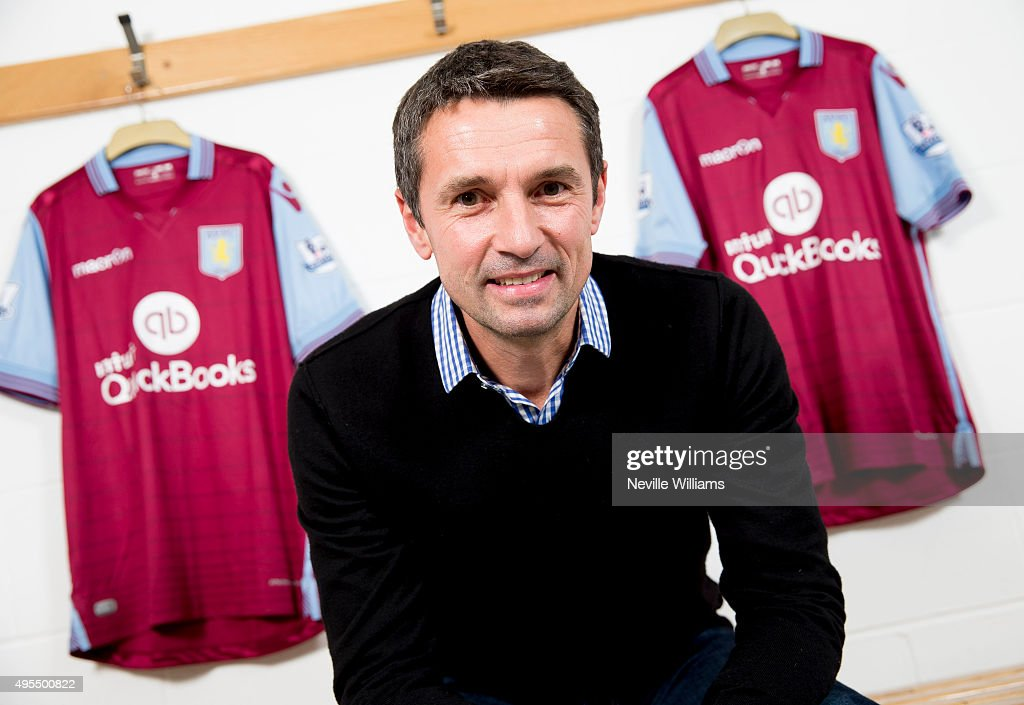 Aston Villa Unveil Remi Garde as Their New Manager