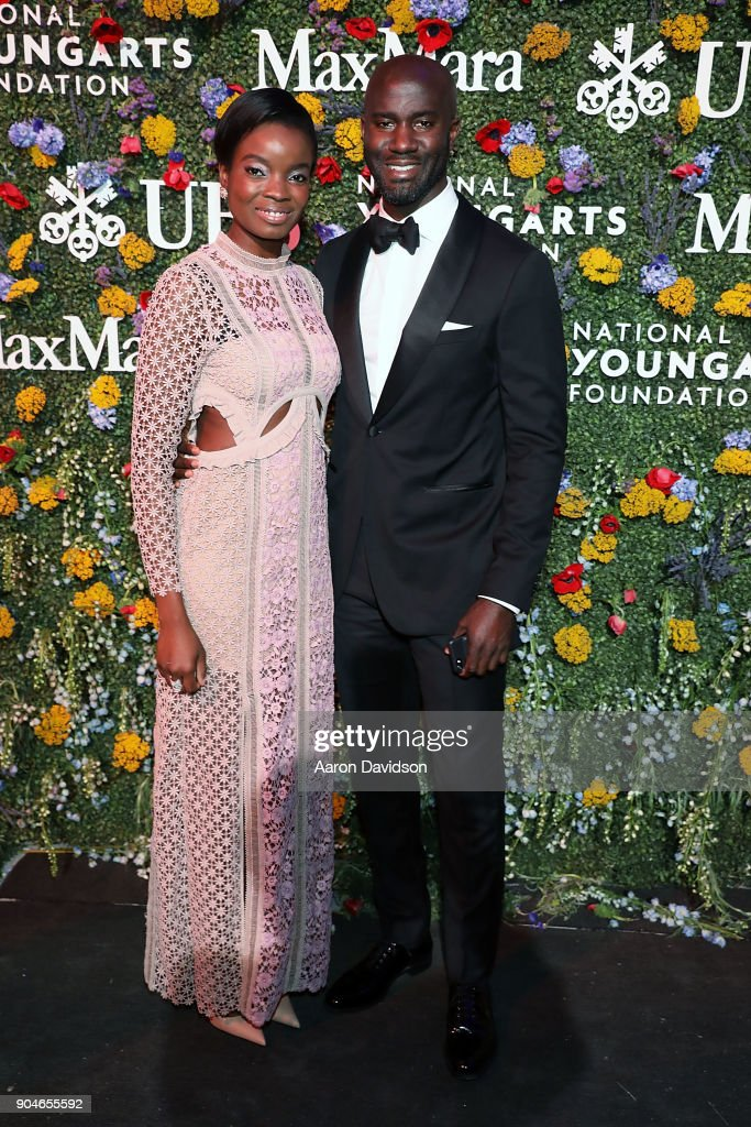 Remi Roberts and Oti Roberts attend National YoungArts Foundation Backyard Ball Performance and Gala 2018 on January 13, 2018 in Miami, Florida.