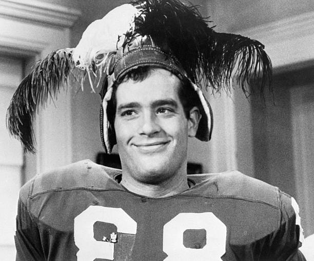 Scott Newman In Football Uniform Hat Pictures Getty Images