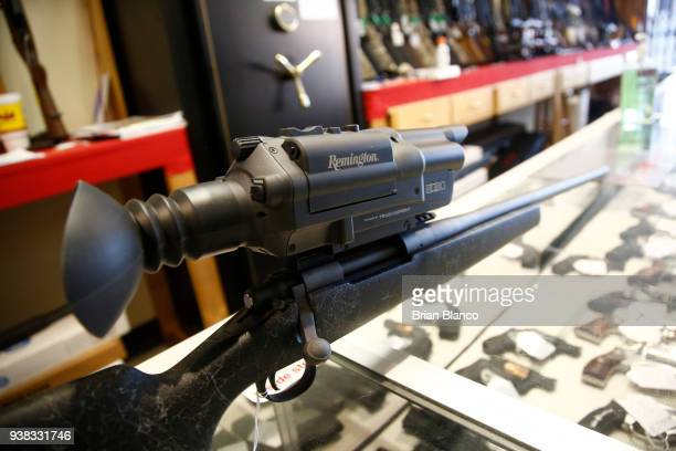 remington arms 画像と写真 getty images
