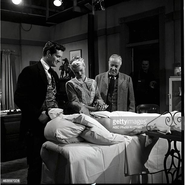EARP Remittance Man Airdate November 4 1958 HUGH O'BRIAN JUDITH AMES AND HOWARD WENDELL WITH MICHAEL EMMET