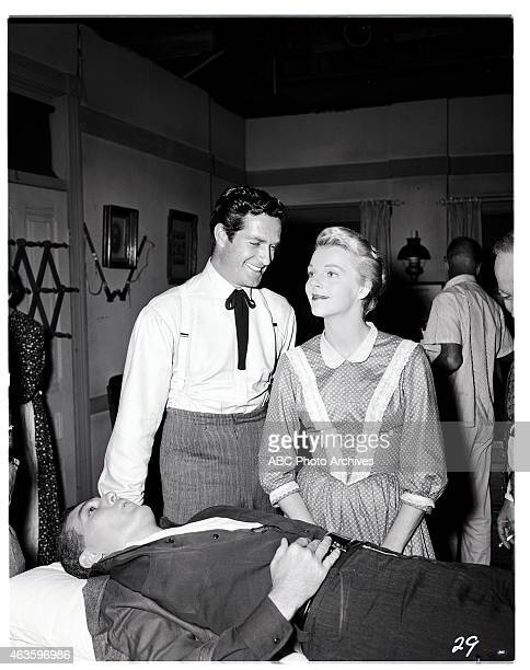 EARP Remittance Man Airdate November 4 1958 MICHAEL EMMET HUGH O'BRIAN AND RACHEL AMES