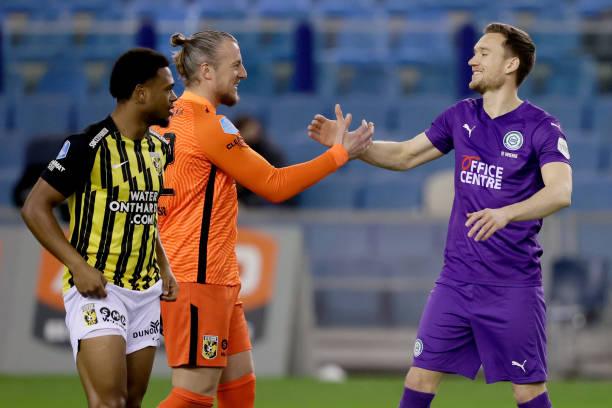 NLD: Vitesse v FC Groningen - Dutch Eredivisie