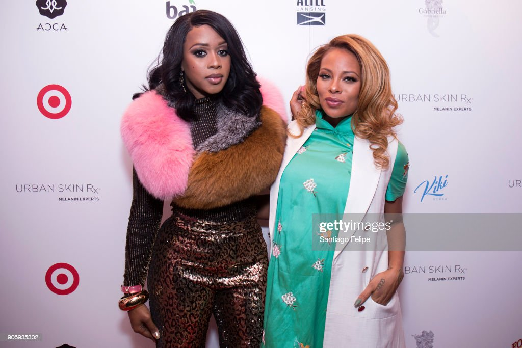 Eva Marcille Celebrates Launch Of Urban Skin RX