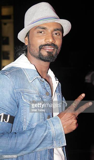 Remo D'souza during the launch of dance reality show 'Dance India Dance Season 3' in Mumbai on December 5 2011