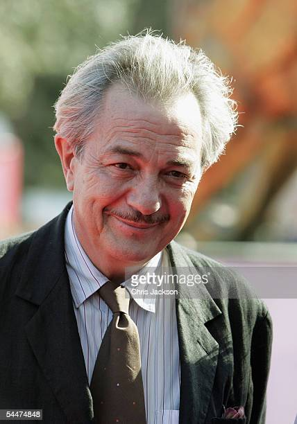 Remo Girone attends the premiere for the in competition film Persona Non Grata on the fifth day of the 62nd Venice Film Festival on September 4 2005...