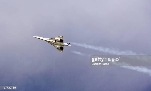 Controlado à distância Concorde de modelo