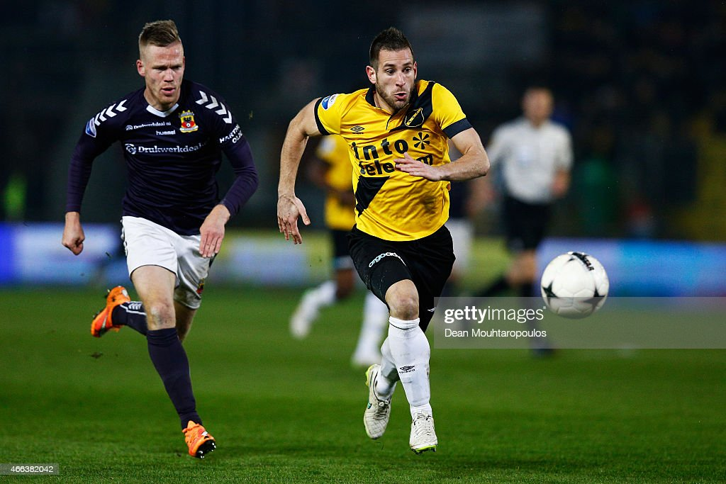 NAC Breda v Go Ahead Eagles - Eredivisie
