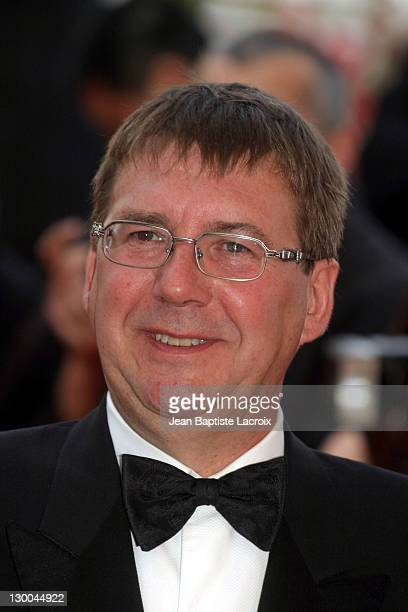 Remy Gerard during 2003 Cannes Film Festival The Barbarian Invasions Premiere at Palais des Festivals in Cannes France
