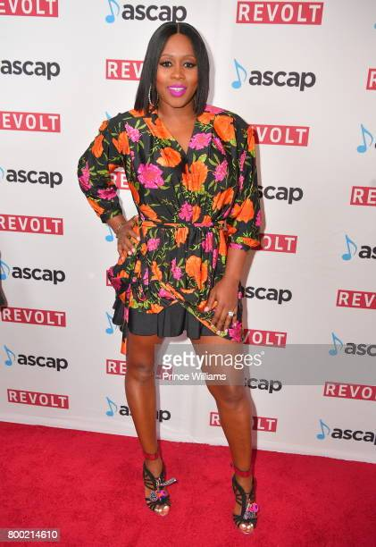Remy Ma at ASCAP 2017 Rhythm Soul Music Awards at the Beverly Wilshire Four Seasons Hotel on June 22 2017 in Beverly Hills California
