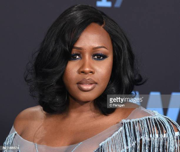 Remy Ma attends the 2017 BET Awards at Staples Center on June 25 2017 in Los Angeles California