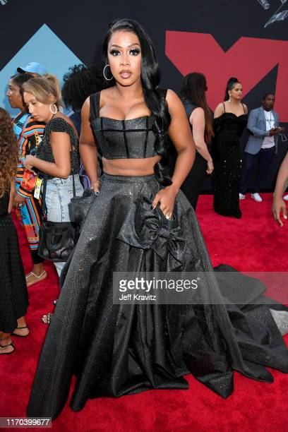 Remy Ma attends the 2019 MTV Video Music Awards at Prudential Center on August 26 2019 in Newark New Jersey