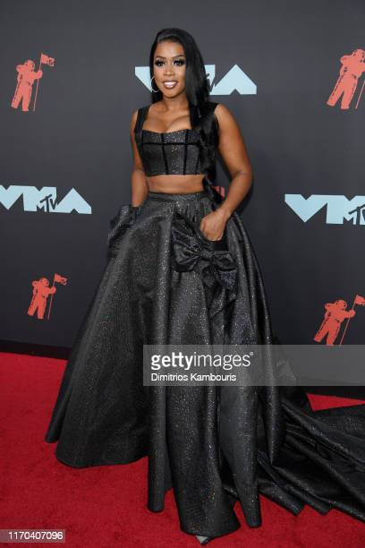 Remy Ma attends the 2019 MTV Video Music Awards at Prudential Center on August 26, 2019 in Newark, New Jersey.