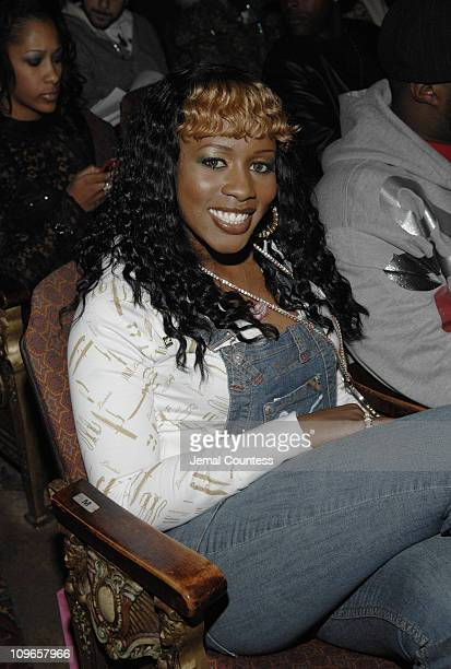 Remy Ma during 2006 BET HipHop Awards Audience and Backstage at Fox Theatre in Atlanta Georgia United States