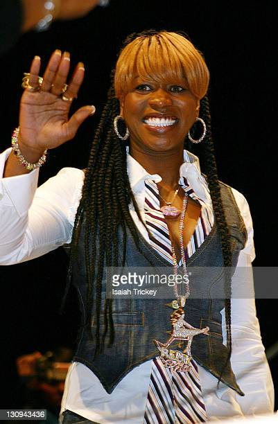 Remy Ma during HipHop Summit on Financial Empowerment October 28 2006 at Ryerson University's Theater in Toronto Canada