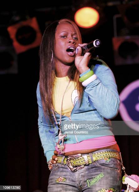 Remy Ma during The Safe Space Annual Spring Benefit Lights Camera Action A Night Where Stars Shine at BB Kings in New York City New York United States