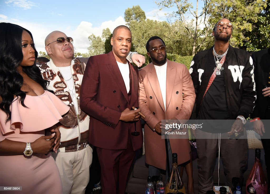 2017 Roc Nation Pre-GRAMMY Brunch : News Photo