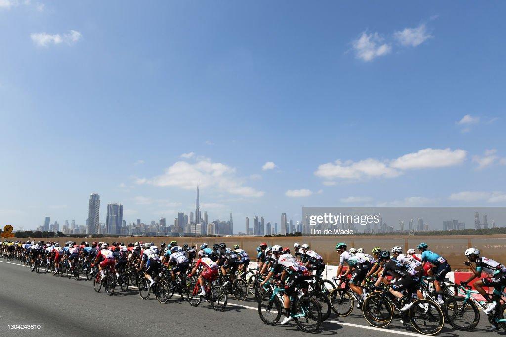 3rd UAE Tour 2021 - Stage 6 : ニュース写真