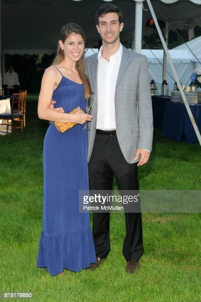 Remy Roizen Andrew Weinstein attend The PERLMAN MUSIC PROGRAM's Annual Summer Benefit at a Private Residence on July 24 2010 in East Hampton New York