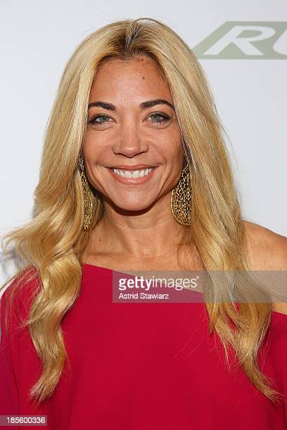 Remy Sharp attends the Project Runway All Stars Season 3 premiere party presented by The Weinstein Company and Lifetime in partnership with Marie...