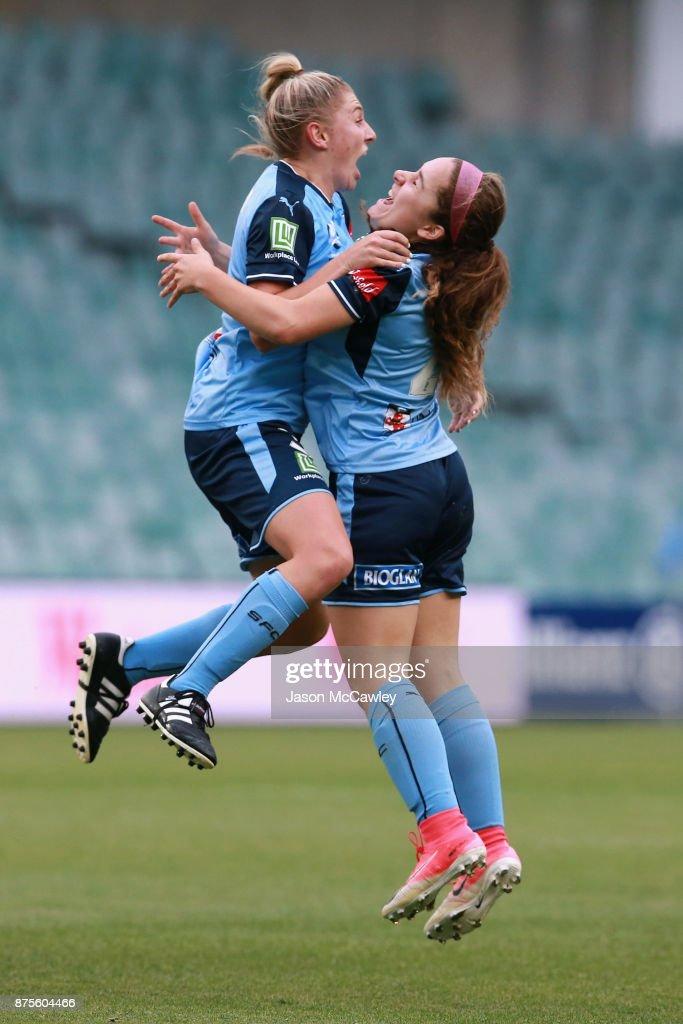 W-League Rd 4 - Sydney v Melbourne City : News Photo