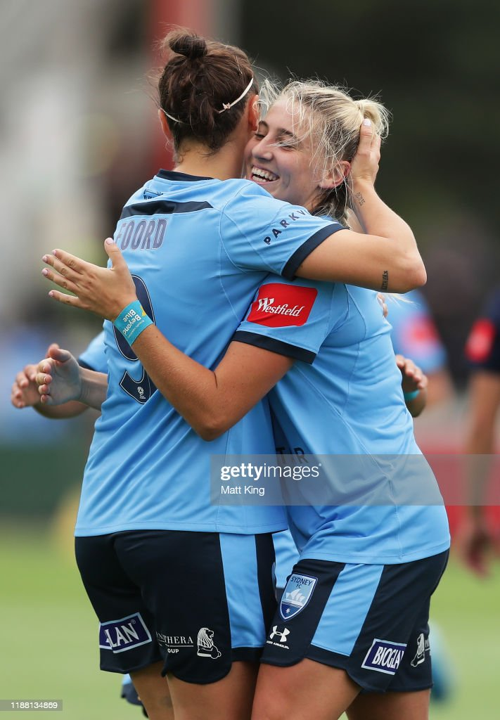 W-League Rd 1 - Sydney v Melbourne Victory : News Photo