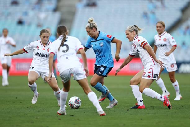 AUS: W-League Rd 4 - Sydney FC v Western Sydney