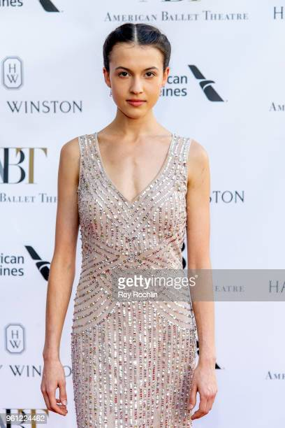 Remy Young attends the 2018 American Ballet Theatre Spring Gala at The Metropolitan Opera House on May 21 2018 in New York City