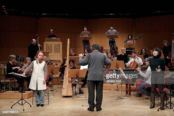 René Jacobs leitet das Freiburger Barockorchester in Begleitung von Sunhae Im Julia Lezhneva Christophe Dumaux Jeremy Ovenden im Rahmen der Reihe...