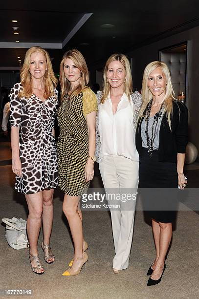 Rena Conner Nicole Dairy Laurie Feltheimer and Alexandra Von Furstenberg attend Women ARE Salon Event Featuring Home Shopping Network's CEO Mindy...