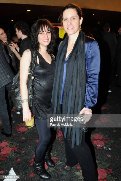 Rena Lazaros and Michelle Wells attend 2010 BAILEY HOUSE Auction and Party at Roseland Ballroom on February 25 2010 in New York City
