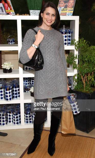 Rena Sofer at Nioxin during 2007 Silver Spoon Golden Globes Suite Day 1 at Private Residence in Los Angeles California United States Photo by...
