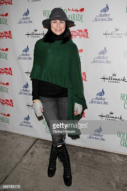 Rena Sofer attends the 83rd annual Hollywood Christmas parade on November 30 2014 in Hollywood California