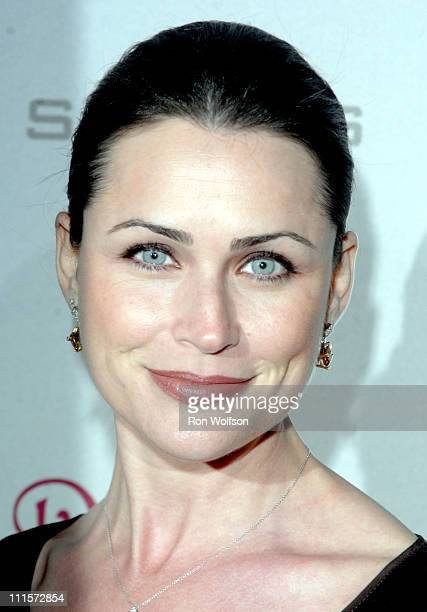 Rena Sofer during 24 Season Five DVD Collection Launch Party at Las Deux in Hollywood California United States