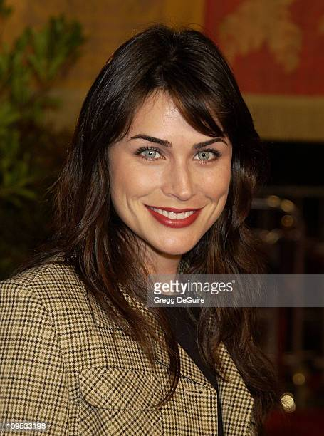 Rena Sofer during Harry Potter and the Chamber of Secrets Premiere Los Angeles Arrivals at Mann Village Theatre in Westwood California United States