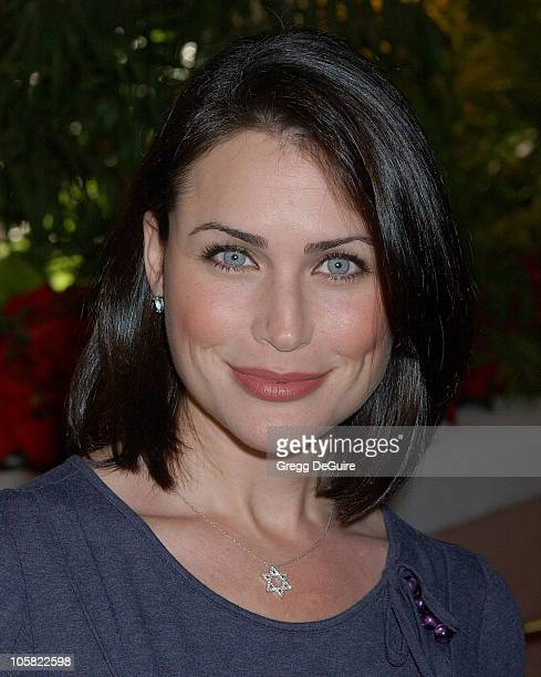 Rena Sofer during The Hollywood Reporter's 15th Annual Women in Entertainment Breakfast Sponsored by Lifetime Television Arrivals at Beverly Hills...