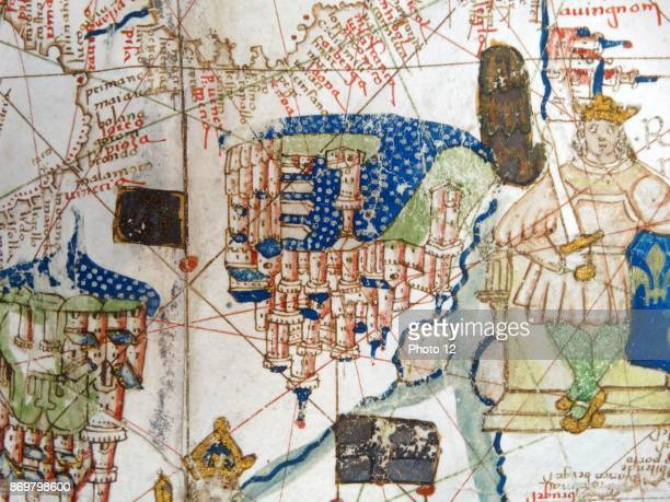 15 Map Of Avignon Photos And Premium High Res Pictures Getty Images
